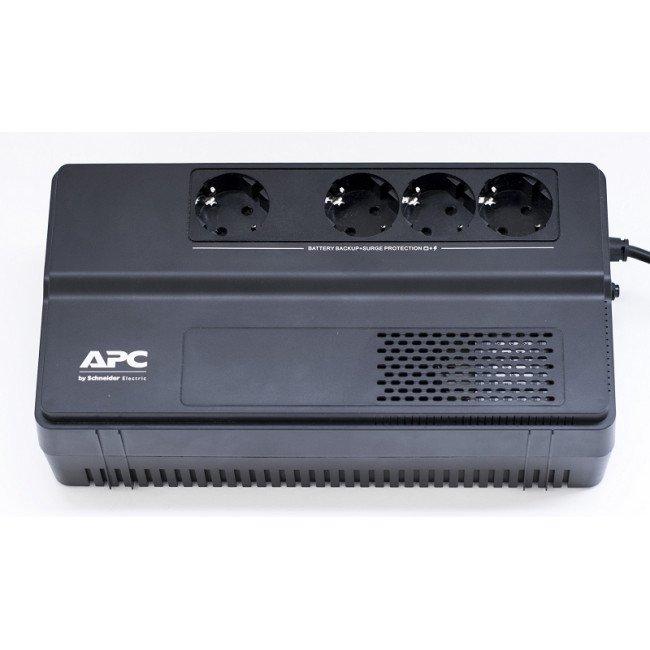 APC Easy UPS 500VA Schuko (BV500I-GR) Источник бесперебойного питания