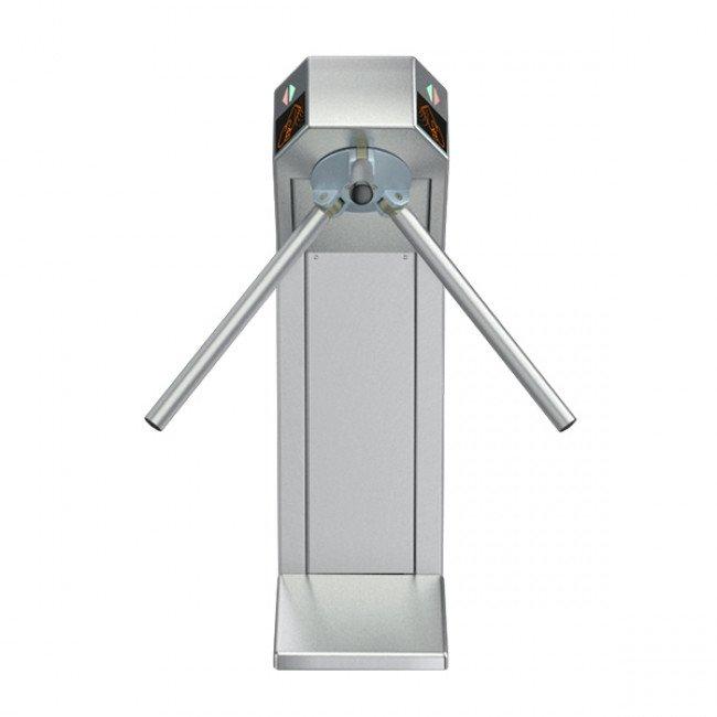 LOT Expert Турникет шлифов.нерж.сталь, электроприводной, штанги-нерж.сталь