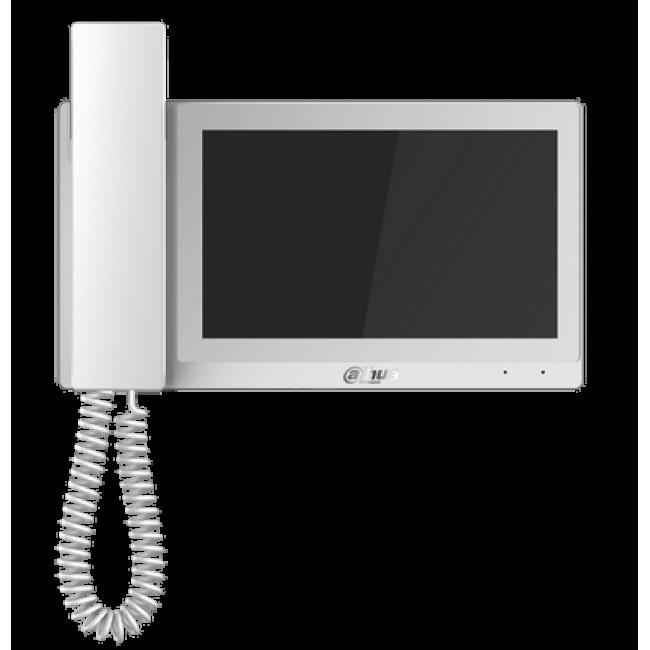"Dahua DHI-VTH5221EW-H 7"" SIP IP видеодомофон"