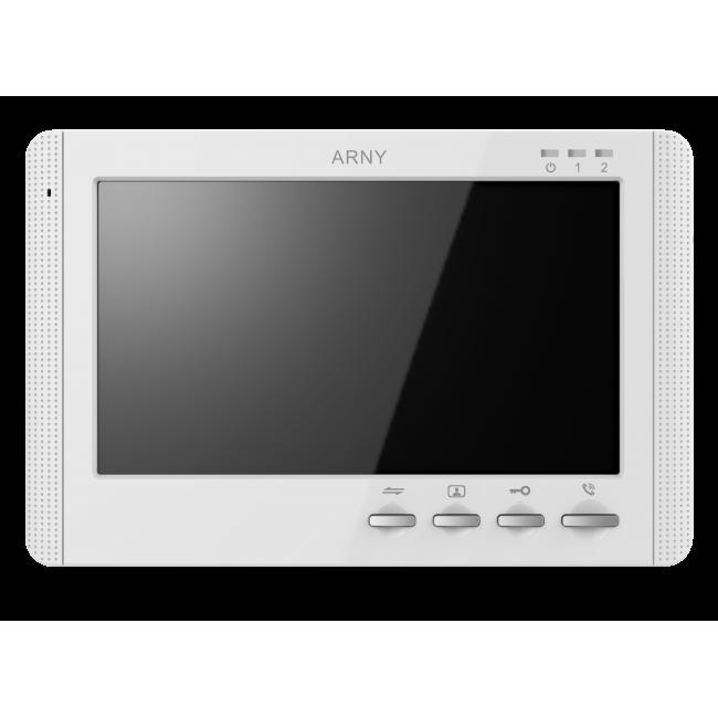 Arny AVD-709 (white) Видеодомофон