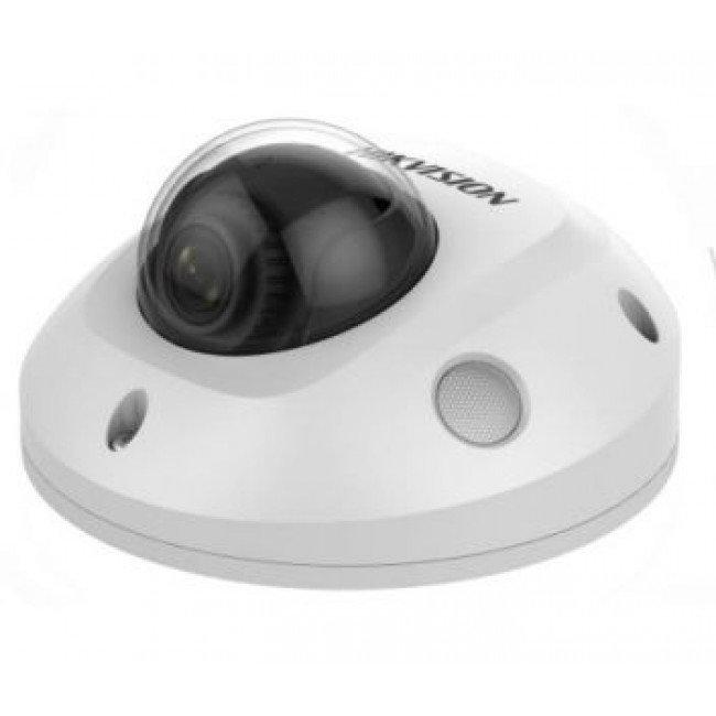 Hikvision DS-2CD2543G0-IWS (4мм) 4Мп мини-купольная сетевая видеокамера