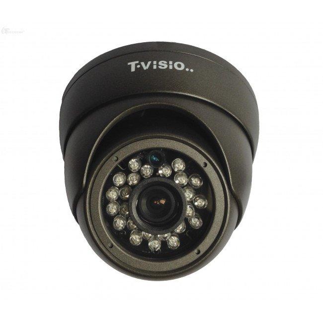 T-VISIO TP-KN24H60 Sharp 600TVL (3.6) Видеокамера купольная