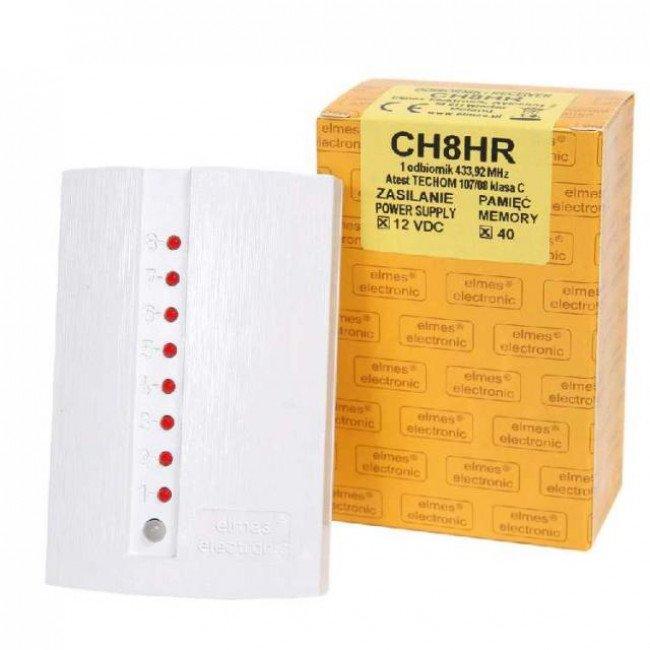 Elmes CH-8-HR het 8-канальный радиоприемник