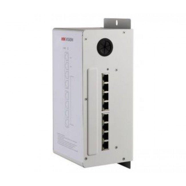 Hikvision DS-KAD606 PoE коммутатор для IP систем
