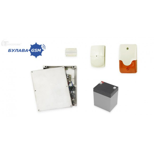 Булава Инсталлятор GSM-сигнализация (комплект)