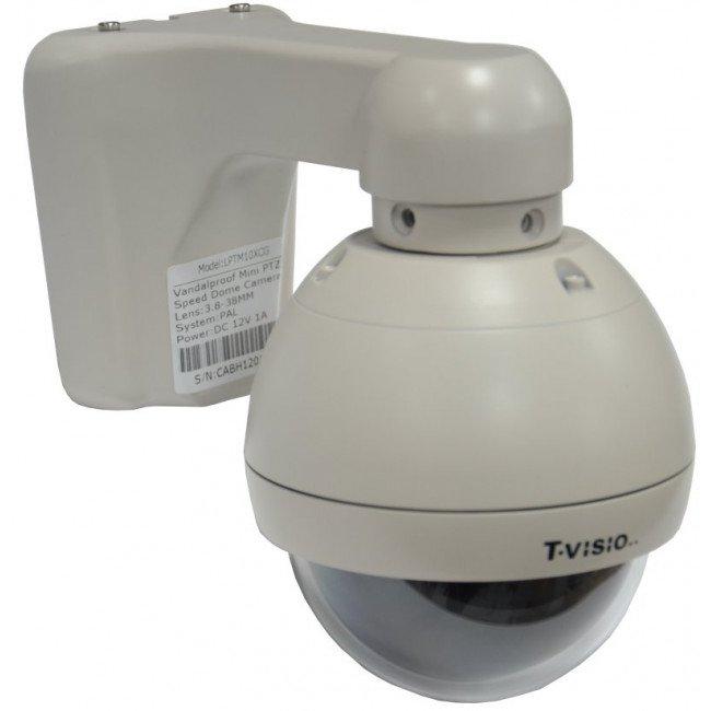 T-VISIO TP-SD12 (5-60мм) 12x Sony 700TVL Видеокамера поворотная