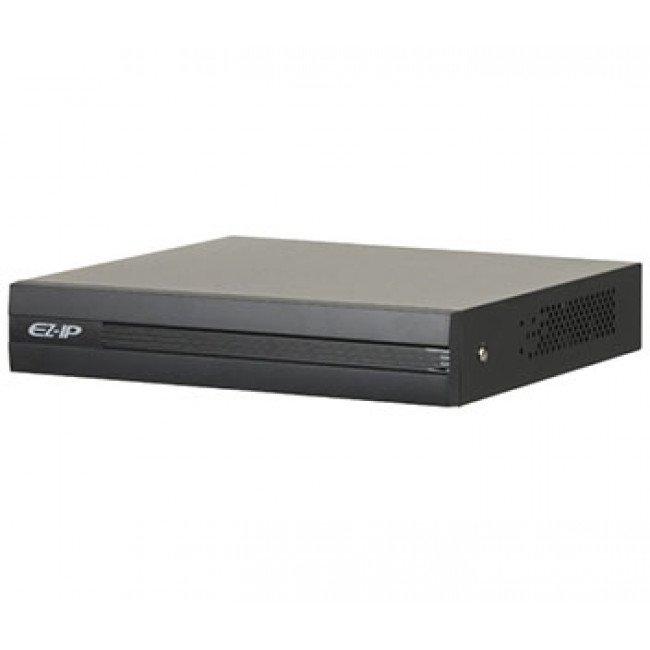 Dahua EZIP-NVR1B04HC-4P/E 4-канальный сетевой видеорегистратор