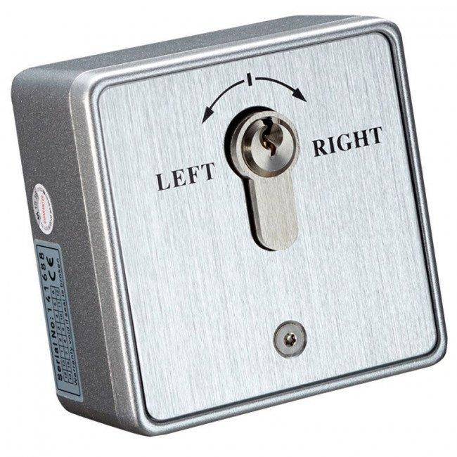 YKS-851EN Кнопка выхода с ключом
