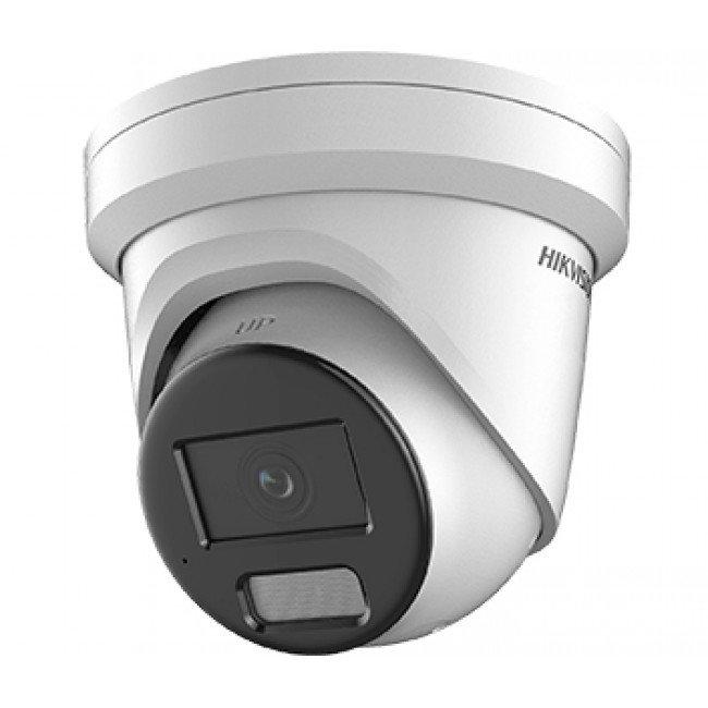 Hikvision DS-2CD2327G2-LU (C) (4 мм) 2Мп ColorVu IP видеокамера