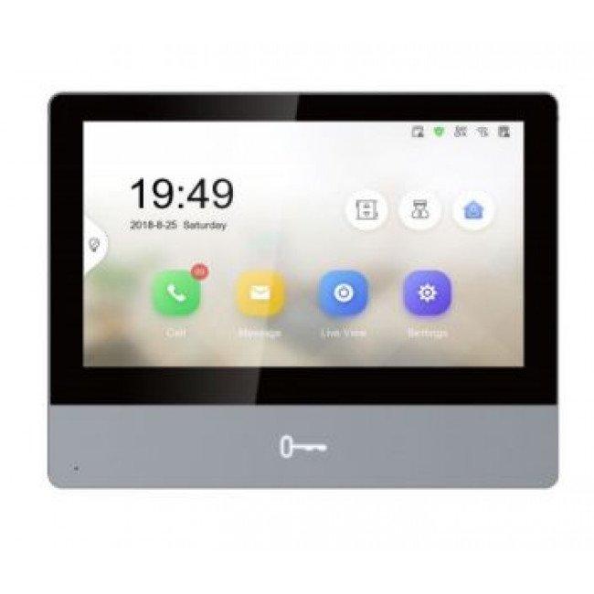 "Hikvision DS-KH8350-WTE1 7"" IP видеодомофон"