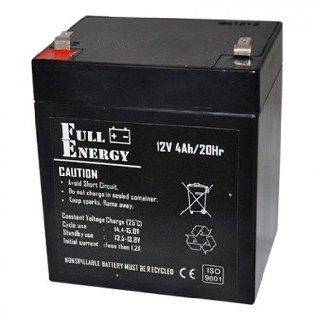Full Energy 1240 12В, 4 А/ч Батарея акrумуляторная