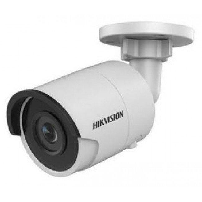 Hikvision DS-2CD2035FWD-I (4мм) 3Мп IP видеокамера c детектором лиц и Smart функциями