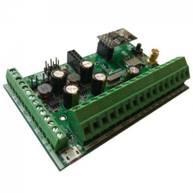 Контроллер ОКО-EXW с поддержкой WiFi