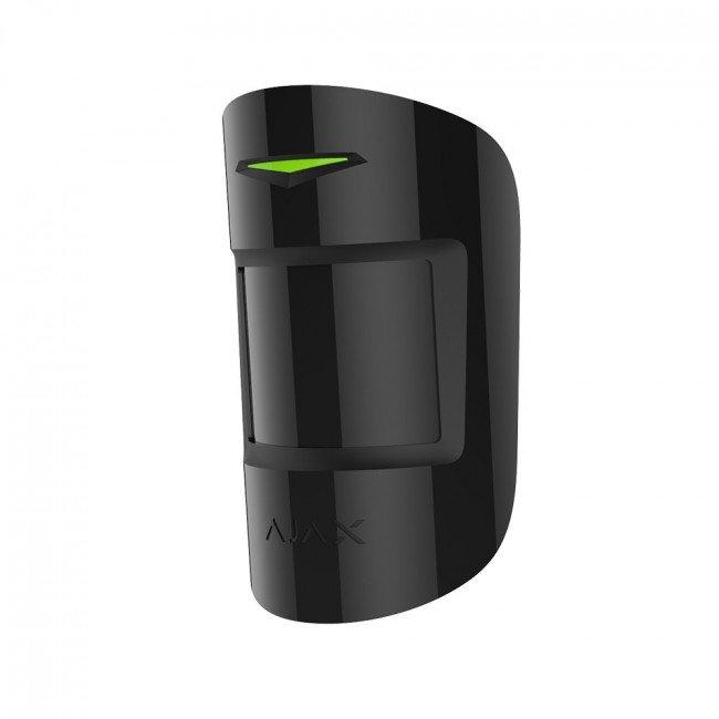 Ajax CombiProtect black Беспроводной датчик движения и разбития