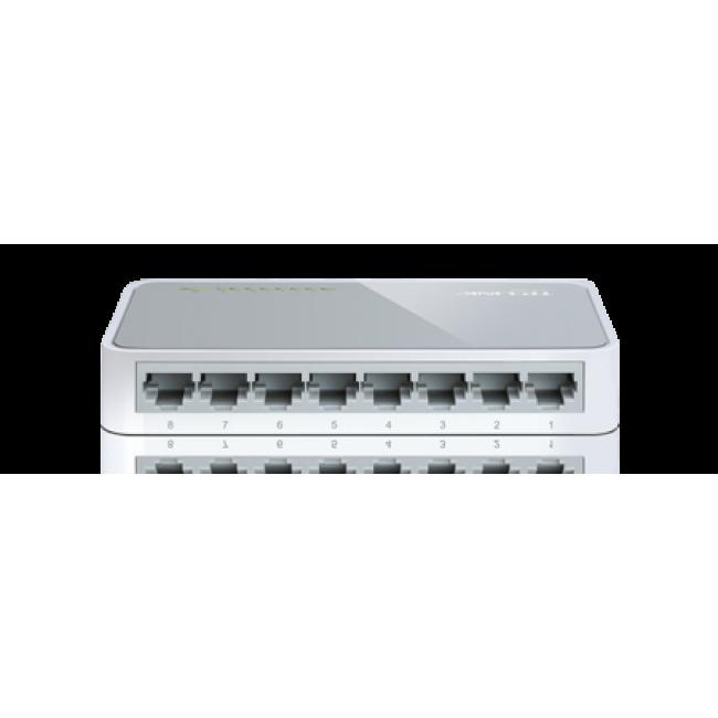 TP-LINK TL-SF1008D Коммутатор 8 портов