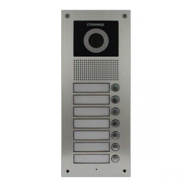 Commax DRC-7UC Видеопанель на 7 абонентов