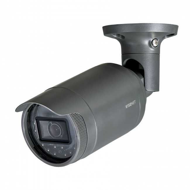 Wisenet LNO-6030R (6мм) 2Мп IP видеокамера