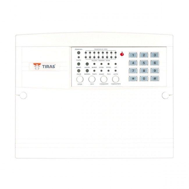 ППКП Тирас 8П.1 Прибор пожарной сигнализации