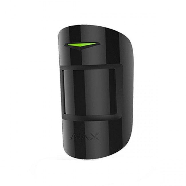 Ajax MotionProtect Plus black Беспроводной датчик движения