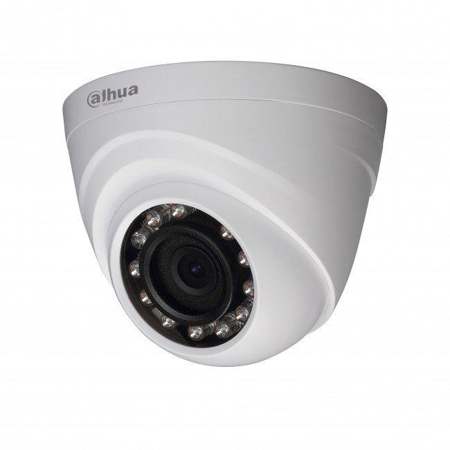Dahua DH-HAC-HDW1200RP (2.8 мм) 2Мп HDCVI видеокамера