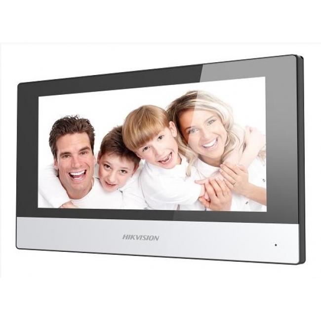 "Hikvision DS-KH6320-WTE1 7"" IP видеодомофон"
