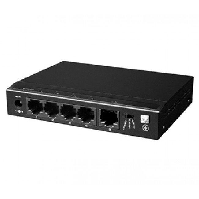 Utepo SF5P-HM 5-портовый PoE коммутатор