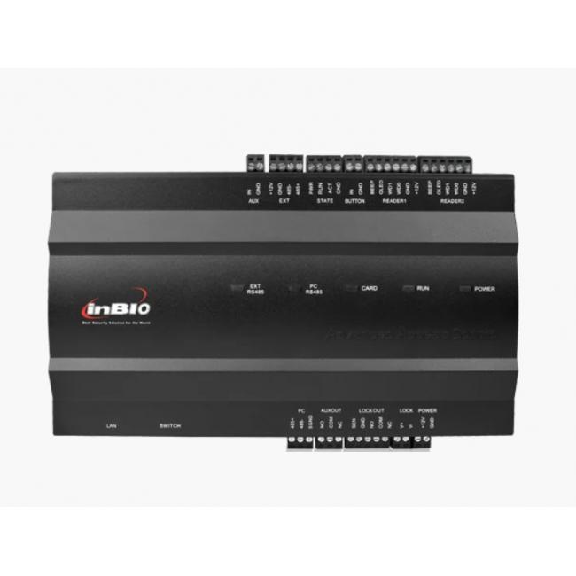 ZKTeco InBio160 Контроллер доступа сетевой биометрический