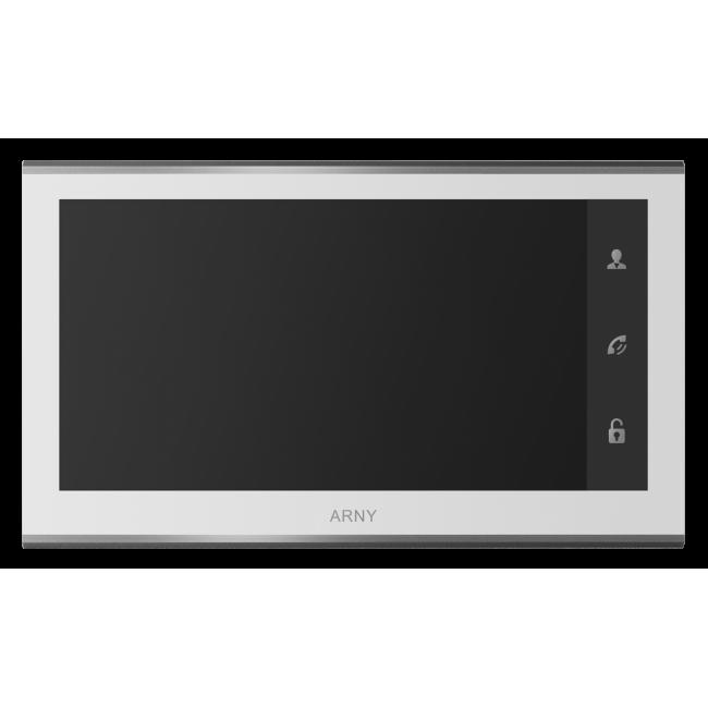 Arny AVD-730 (white) Видеодомофон