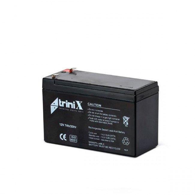 Trinix 1290 12В, 9А/ч Батарея аккумуляторная