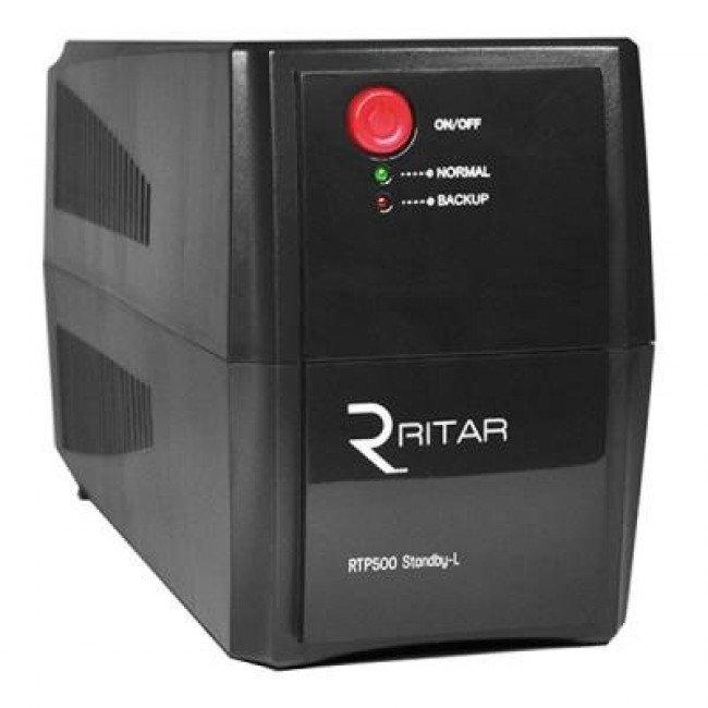 Ritar RTP500 (300W) Standby-L, LED Источник бесперебойного питания