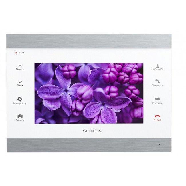 Slinex SL-07IP Silver/white Видеодомофон