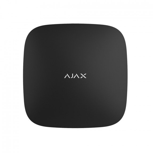 Ajax StarterKit black Комплект GSM сигнализации