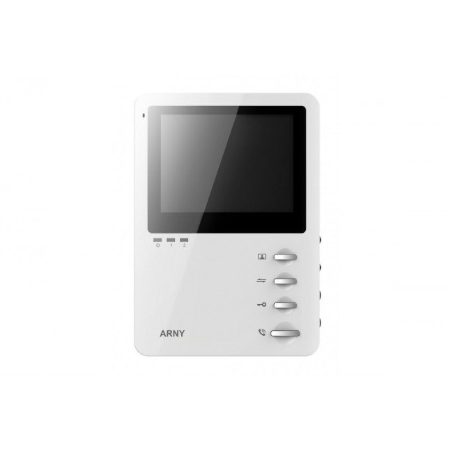Arny AVD-410 (white) Видеодомофон