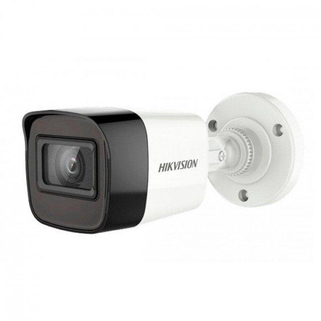 Hikvision DS-2CE16H0T-ITF (2.4 мм) 5Мп Turbo HD видеокамера
