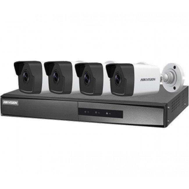 Hikvision NK42E0H-1T(WD) PoE Комплект видеонаблюдения