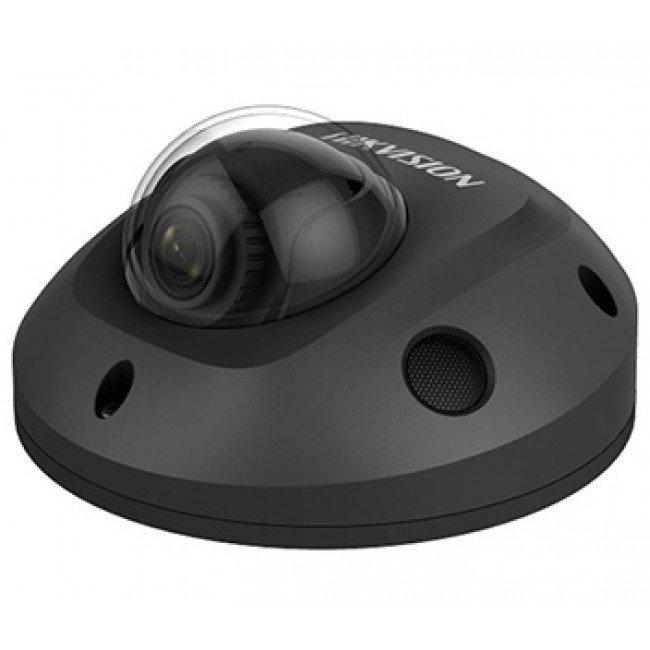 Hikvision DS-2CD2563G0-IS (2.8мм) black 6Мп мини IP видеокамера