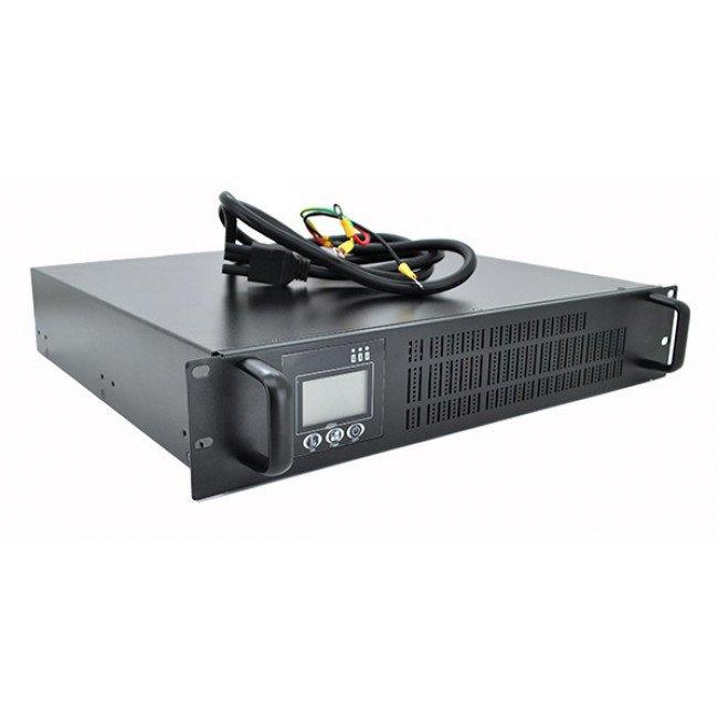 Ritar ONLINE RT-1KL-LCD, Rec 1000VA (800Вт) Источник бесперебойного питания