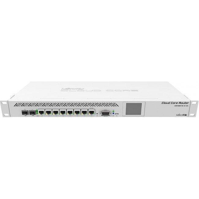 Mikrotik CCR1009-7G-1C-1S+ 9-портовый маршрутизатор