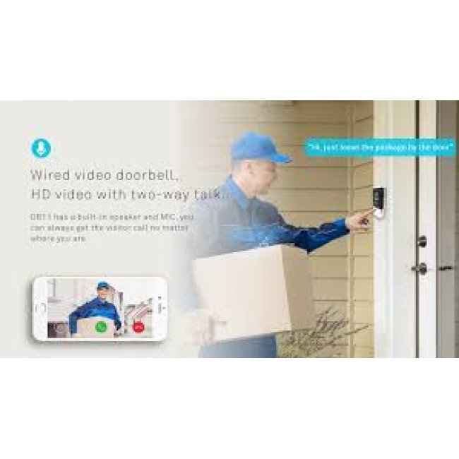 IMOU DS11 Дверной звонок Wi-Fi
