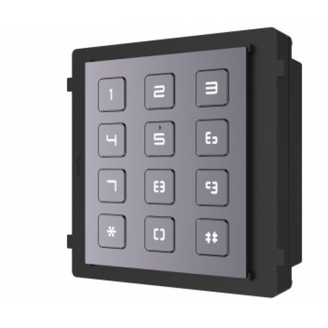 Hikvision DS-KD-KP Модуль с клавиатурой