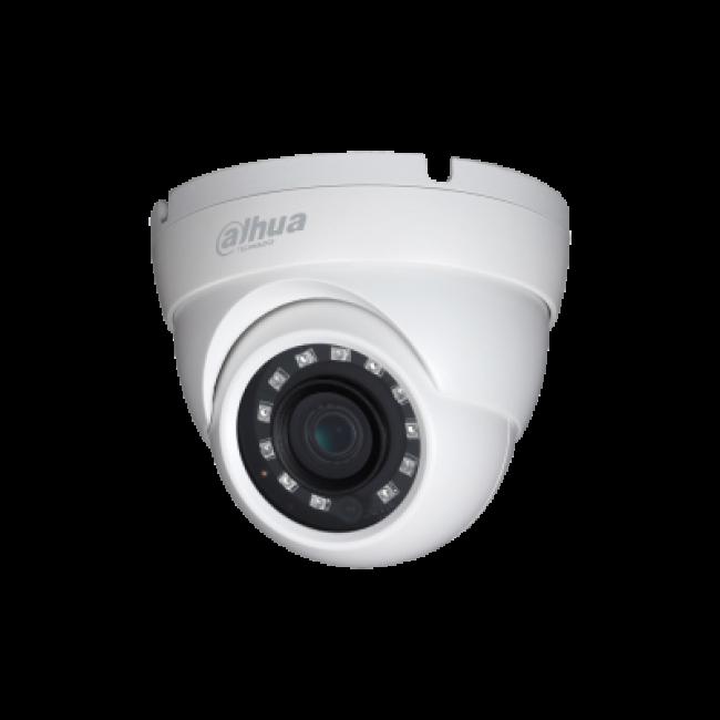 Dahua DH-HAC-HDW1200MP-S3A (3.6 мм) Видеокамера 2Мп