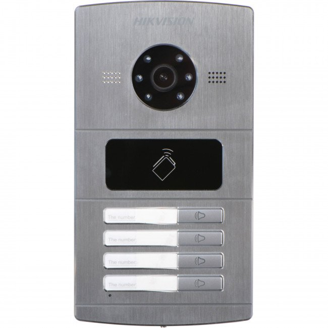 Hikvision DS-KV8402-IM Вызывная IP видеопанель