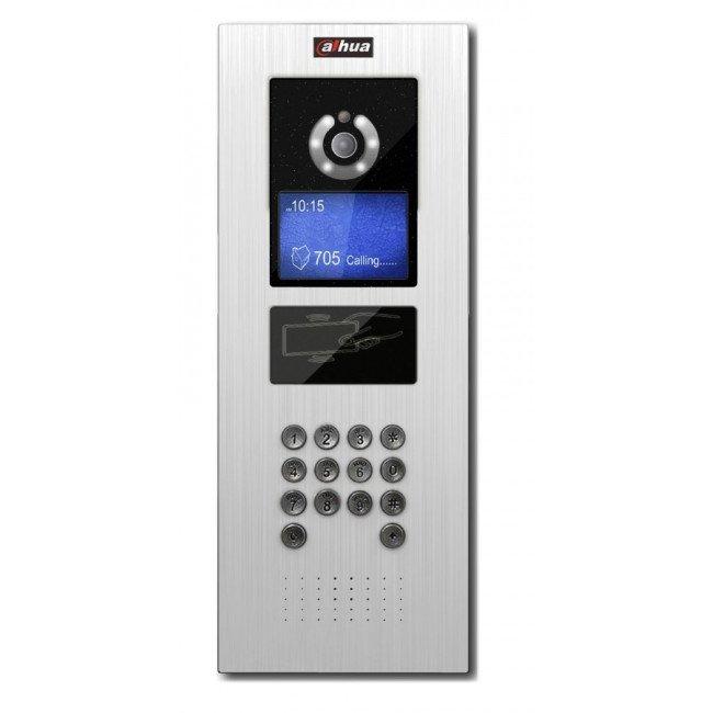 Dahua DH-VTO1210C-X Вызывная многоквартирная IP видеопанель
